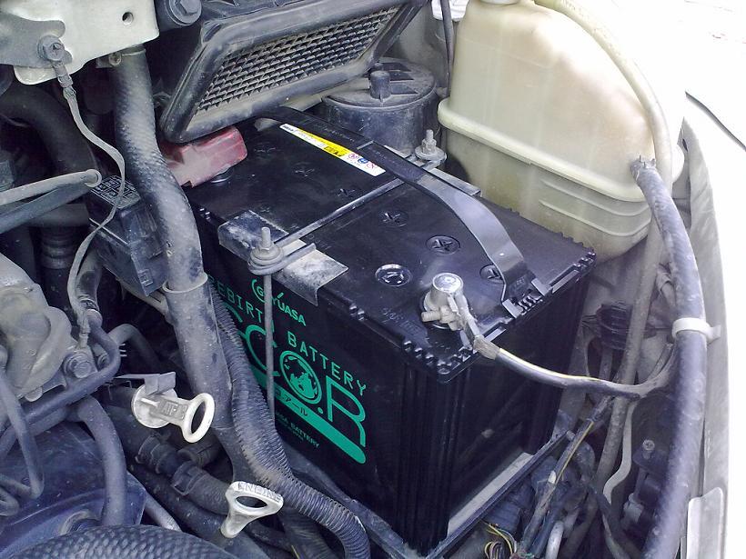 митсубиси делика 6g72 аккумулятор